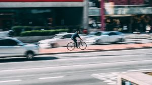 cycling accident claim